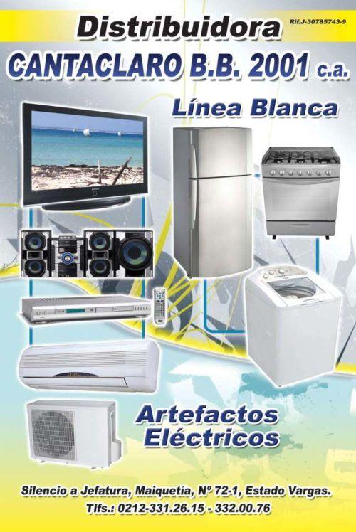 Distribuidora Cantaclaro  B B 2021 C. A.