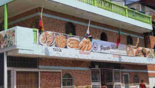 Puerto Mar Hotel Bar Restaurant